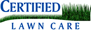 Certified Lawn Care Logo
